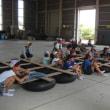 第2弾!「子どもサマーキャンプ」の初日の後半と、2日目のイベントの報告です。