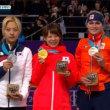 【報道しない自由】日本の高木菜那選手が金メダルをとった授賞式で、韓国のテレビ局が『君が代』を流した件を放送審議委員会が審議入り~ネットの反応「こういう報道は日本で全くされない」