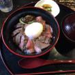 黒川温泉   赤牛丼