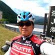 深山ダム サイクリング