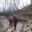 初雪のブナの小径~鎌池ハイキング