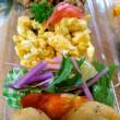 [小樽]娘の今日のお弁当🍱·二色丼弁当です。