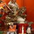「六波羅蜜寺」の弁財天での福徳自在初穂の授与は、3日まで