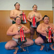 37回ジャパンカップ&大相撲九州場所千秋楽