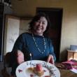 terroir 愛と胃袋~京子さんのお誕生日に古民家フレンチレストランのフルコース お雛さま展開催中