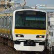 2018年7月17日  総武線  平井 E231系A518編成