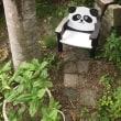 パンダのいす