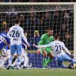 2017-18 SERIE A 第15節 SAMPDORIA 1-2 Lazio ロスタイムに痛恨の逆転負け・・・