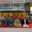松山三越 外国人旅行者向け雅楽演奏会