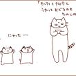 お返事(4コマまんが)