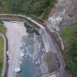 国道493号北川村安倉、  あす(10月16日)朝6時開通です。