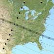 8月21日、米国は世紀の大皆既日食<GPS World誌最新号から