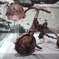 広島原爆の日  「伸ちゃんの三輪車」