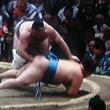 大相撲夏場所、三日目