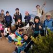 親子ふれあいウオーキング第3弾!《立石山ハイキング&ビーチ遊び》開催。