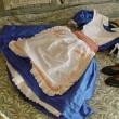 3才用アリスの服を製作始めました!!