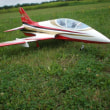 8月13日やっと飛ばしに・・・Avanti S初飛行