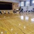 綱引き大会練習