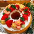 レシピコラム、第2弾! ~デコ♥シフォンケーキ~