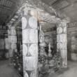 千年前から耐震構造の建造物があった。