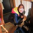KBCラジオカーひまわり号で行くIki Iki サポートショップ~離島キッチン福岡店さん☆
