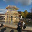 湯島天神から~上野公園