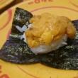 スシロー 稲沢一色店の回転寿司 ~貝の食べ比べ(黒とり貝、大つぶ貝)、あおりいか醤油麹漬け、濃厚うに包みなど~