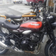 Z900RSビフォアー、アフター??