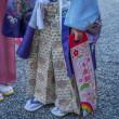 孫の七五三@高麗神社