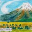 no.112  アララット山を望む