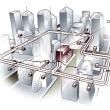 フィリピン国内最大の地域冷房を稼働。