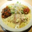 Weekdayの麺処巡り まる麺堂 で TSUNAMI