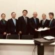捕鯨を守る議員懇話会の副会長として日本捕鯨協会や日本小型捕鯨協会から要望を受けるとともに今年の捕鯨調査について意見交換。捕鯨は日本の食文化や伝統工芸を担ってきました。