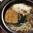 「一人お家ご飯」好きなもの集めの最終日・・・「鍋焼き蕎麦」と「にゃんこ丼(どん)」(^^)