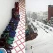 今年の流行している冬ブーツは?(笑編)