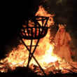 光明院火祭り
