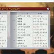 ウイポ8-2018日記自家製ダマスカス産駒牝系プレイ2002年