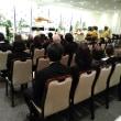 義叔父のお葬式