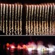 五ケ所川の花火