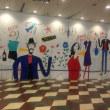 福岡市天神のホテル・ソラリアのロビーのしゃれた画像
