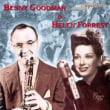 Helen ForrestのYoursを聴きました。演奏ベニーグッドマンオーケストラ