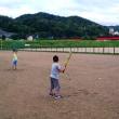 温二郎と野球