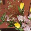 生け花は春爛漫