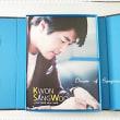 写真集やっと見た~😊  クォン・サンウDVD&Photobook「Kwon Sang Woo The Stage 2014-2016」💛