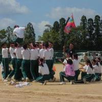 加東市立3中学校で体育大会
