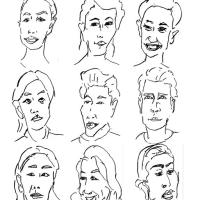似顔絵クイズ21
