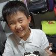 かんた9歳のお誕生日