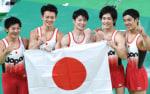 Rio2016  体操ニッポン 金メダルおめでとう🍎