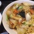 小作・台湾料理鴻翔 五目焼きそばとチャーハンセット