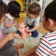 ぴんく 2歳児 お誕生日会・新しいお友達☆